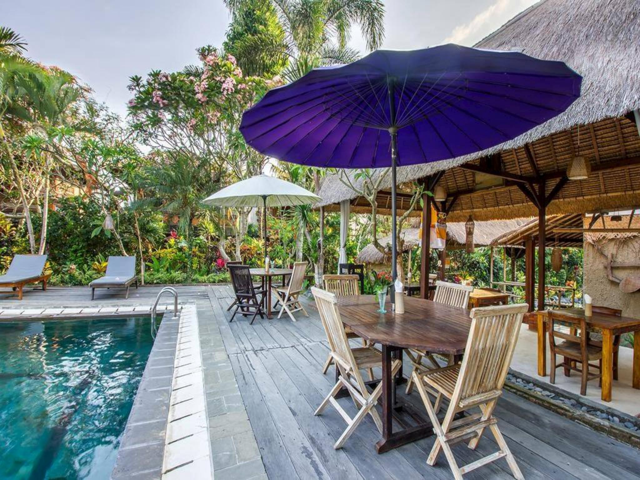 Review Best Bungalows close to Monkey Forest