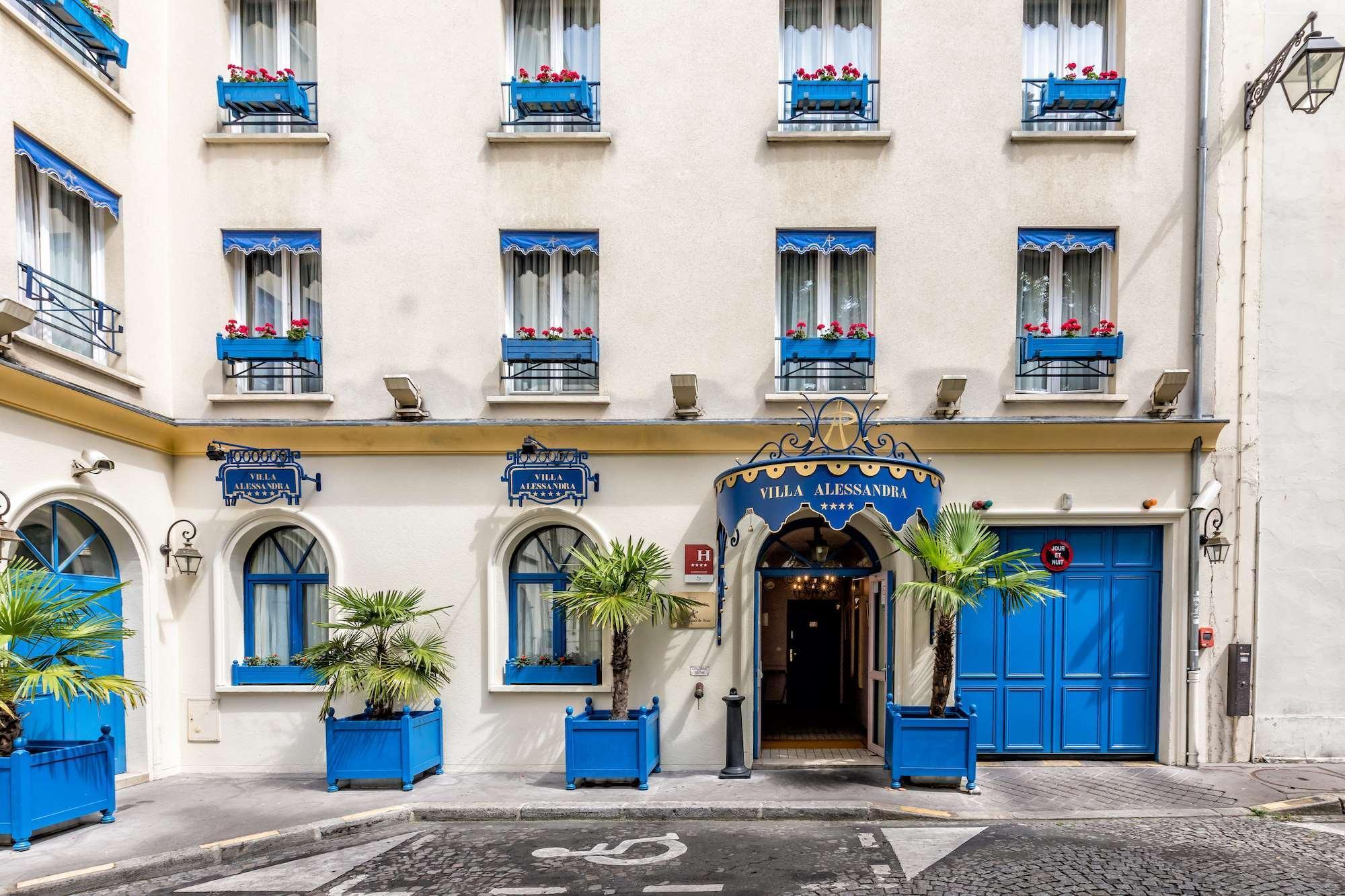 Villa Alessandra Hotel