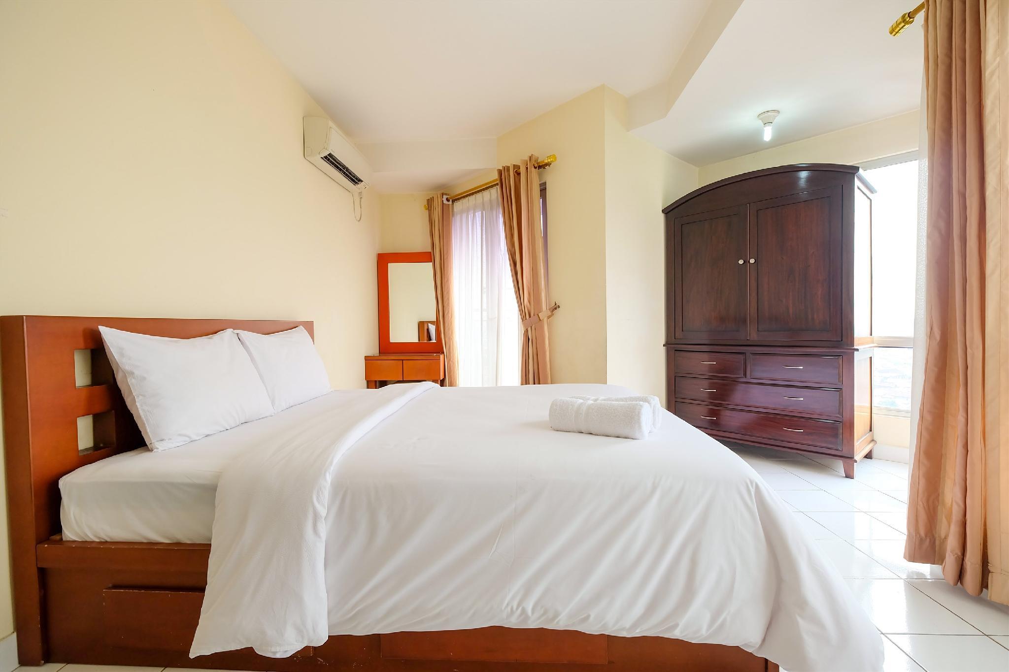 2 BR Taman Rasuna By Travelio Reviews