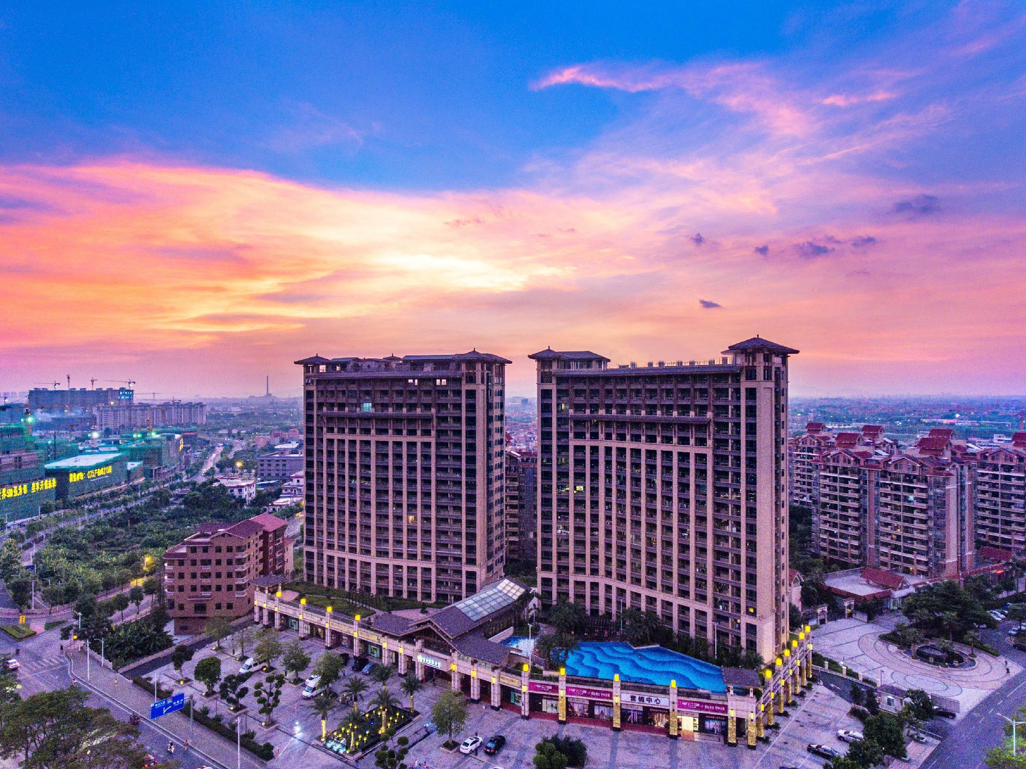 E TOUR International Service Apartment Xiqiao