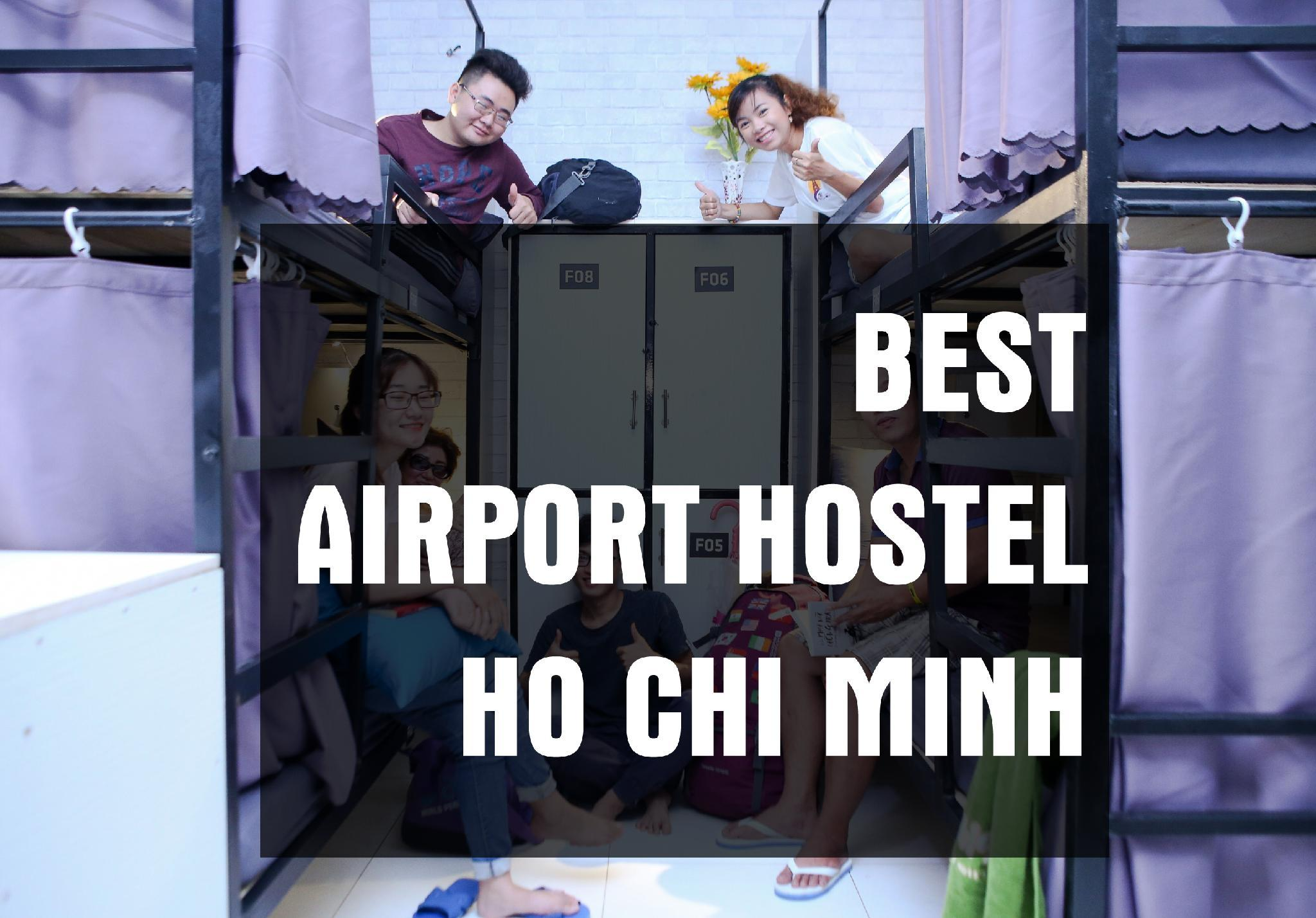 S Phuot Airport Hostel