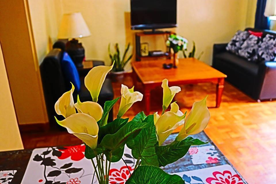 Room Apartment Baguio By Merry Holiday