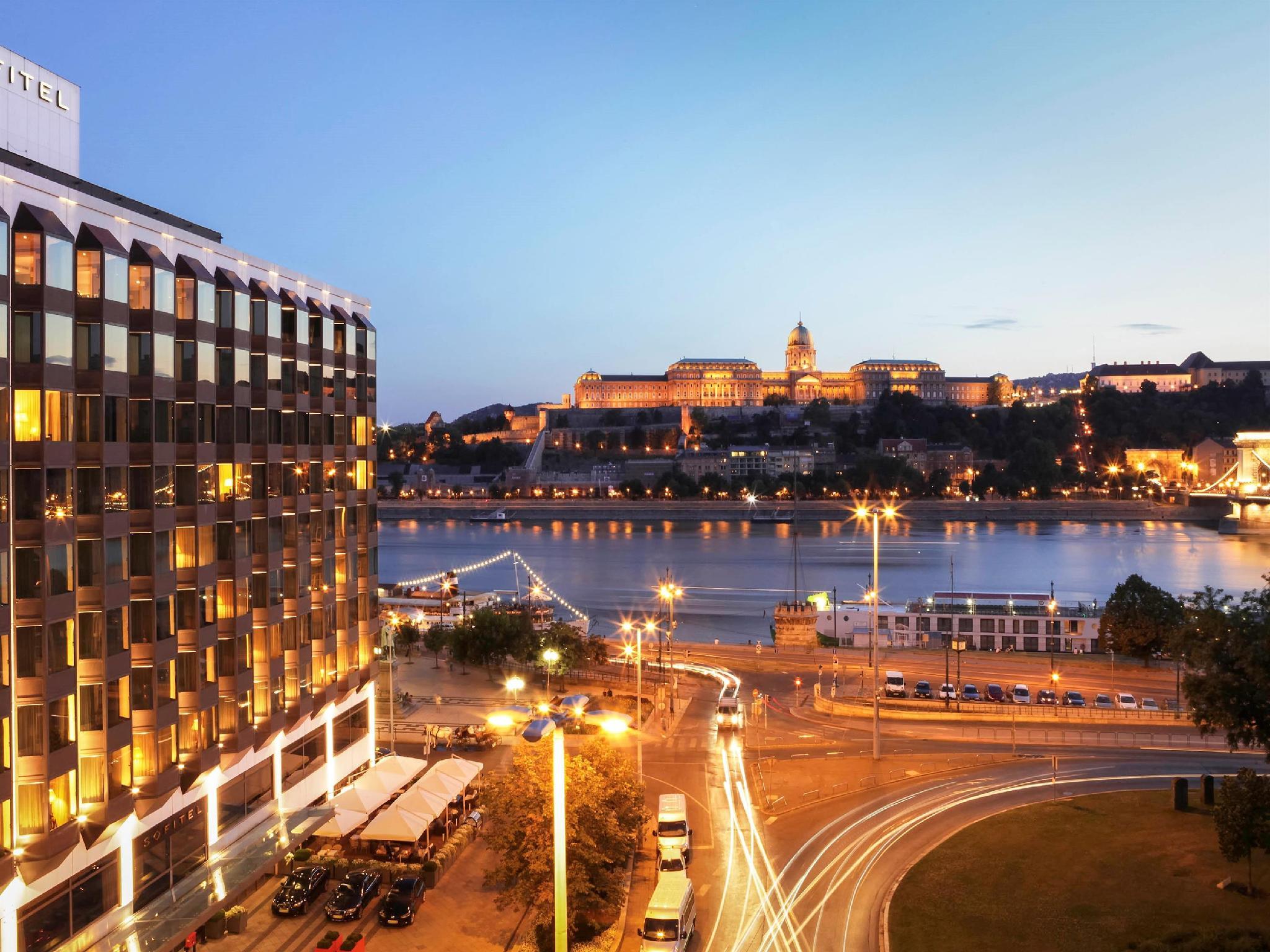Sofitel Budapest Hotel