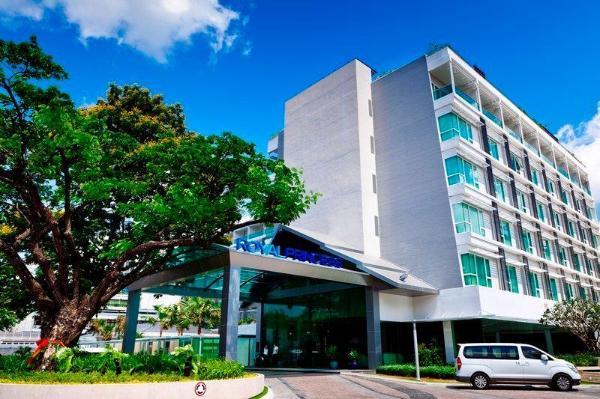 Royal Princess Larn Luang Hotel Bangkok