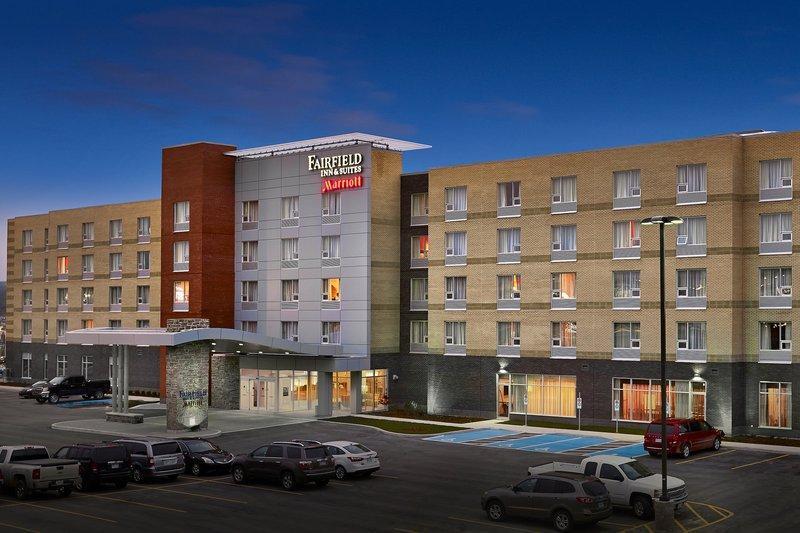 Fairfield Inn & Suites By Marriott St. John's Newfoundland
