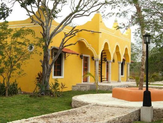 Hacienda Noc Ac Hotel And Spa