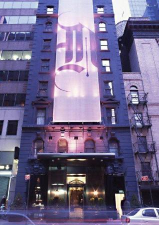 Night Hotel Theater District New York