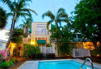 Merlin Guest House Key West