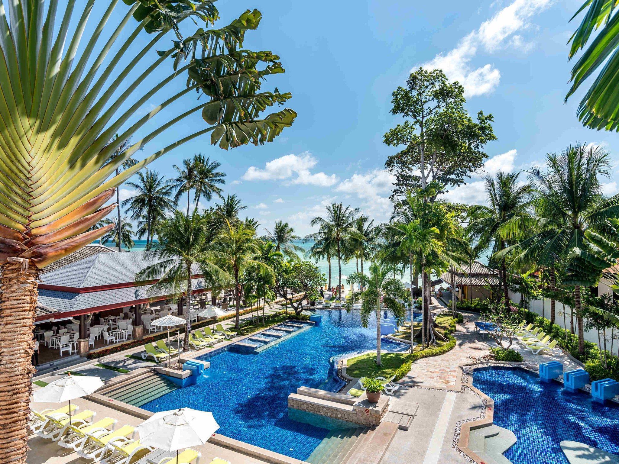 Novotel Samui Resort Chaweng Beach Kandaburi โนโวเทล สมุย รีสอร์ต เฉวง บีช กานดาบุรี