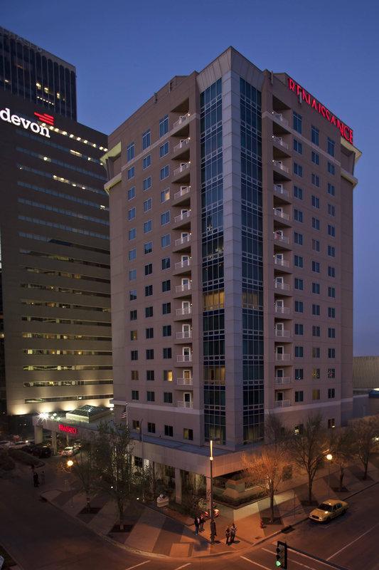 Renaissance Oklahoma City Convention Center Hotel