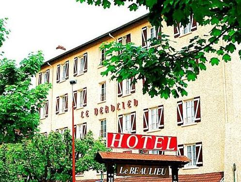 Hotel Beaulieu Lyon Charbonnieres