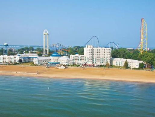 Price Cedar Point Hotel Breakers
