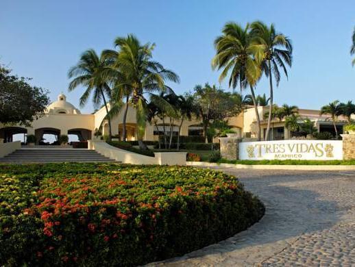 Hotel Tres Vidas Acapulco