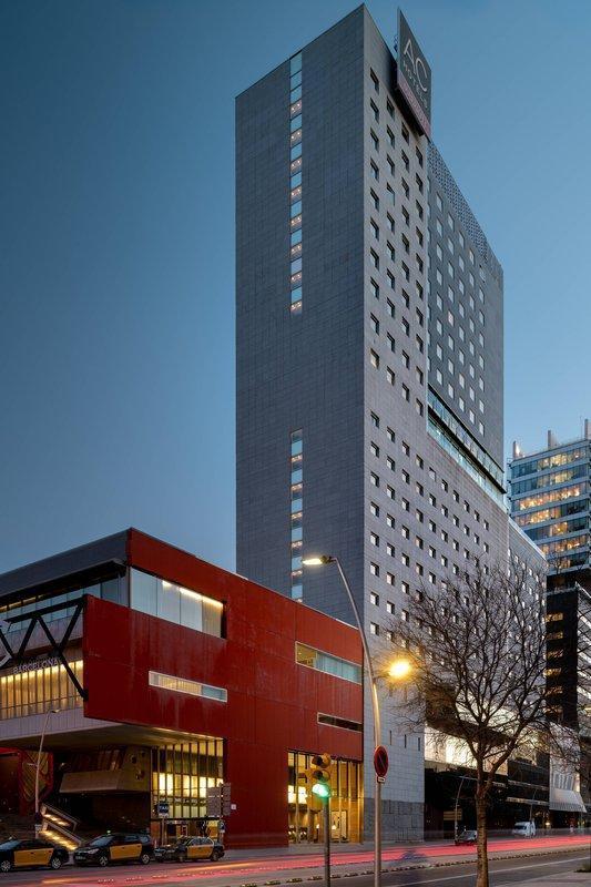AC Hotel Barcelona Forum