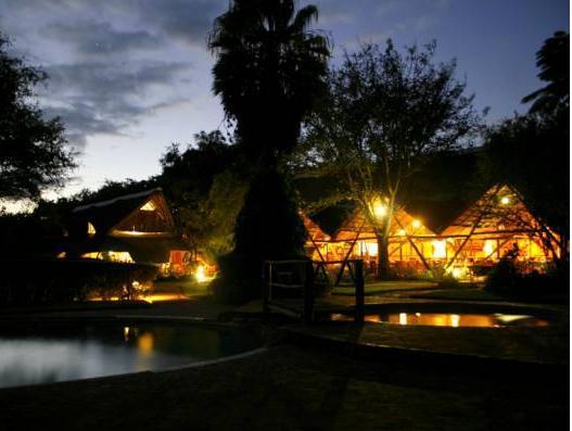Protea Hotel Lusaka Safari Lodge