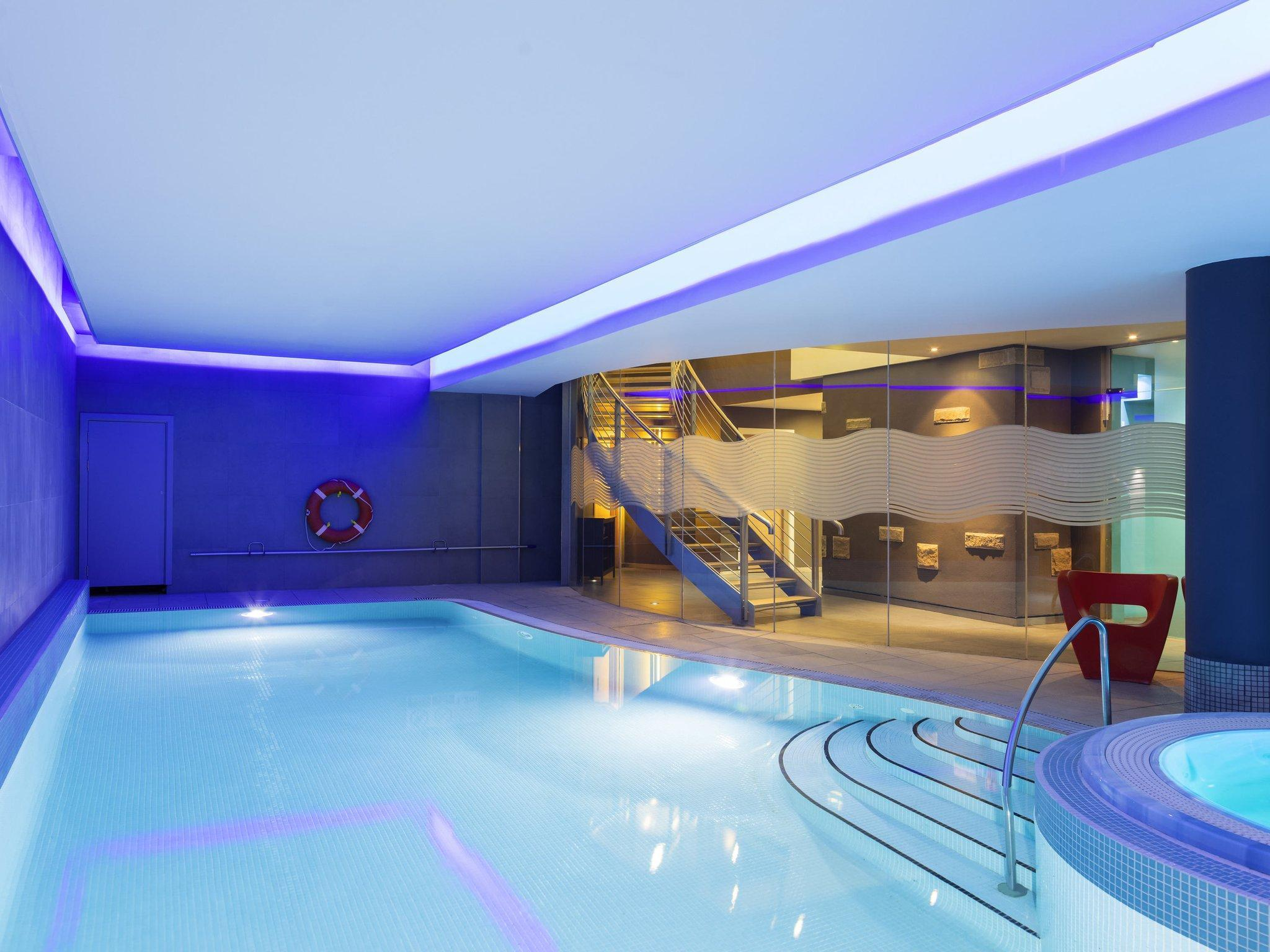 Novotel Edinburgh Centre Hotel