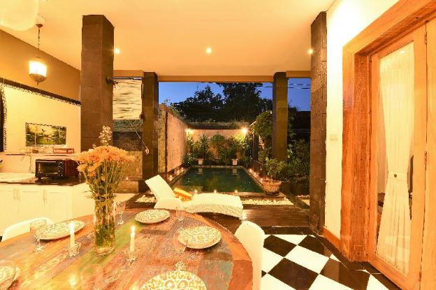 Wonderful 2 Bedroom Villa Private Pool in Seminyak