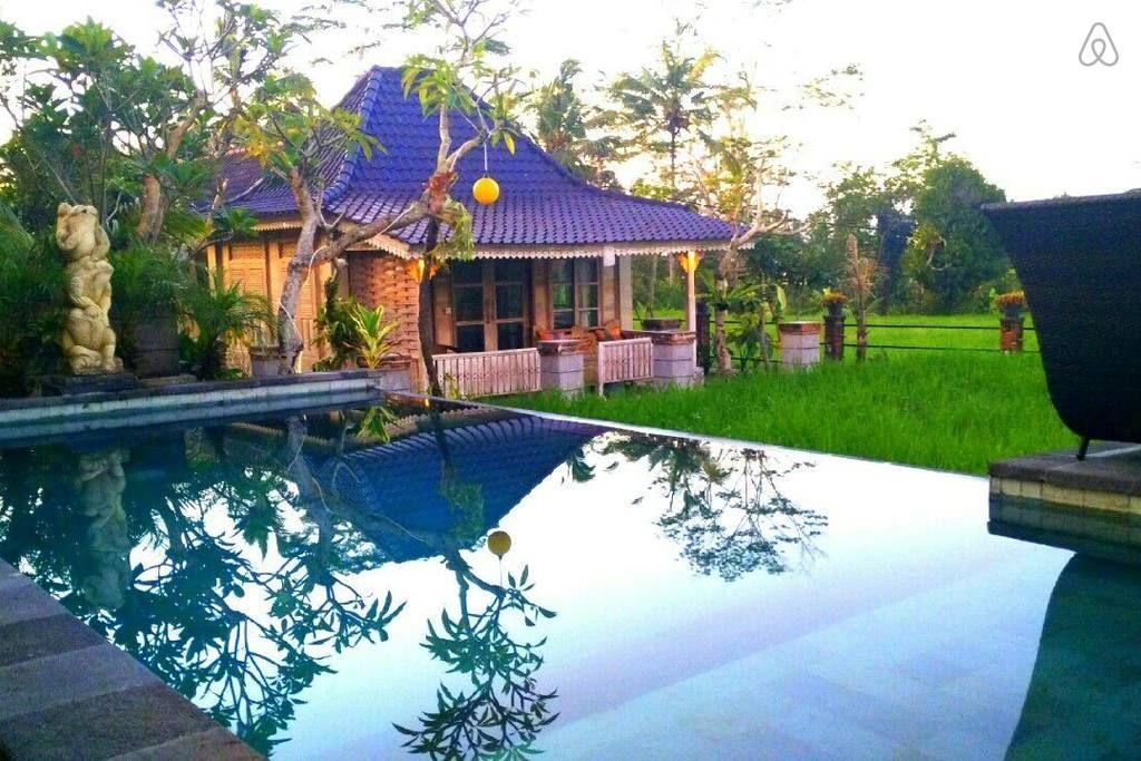 Uma Caming Villa with infinity swimming pool Reviews