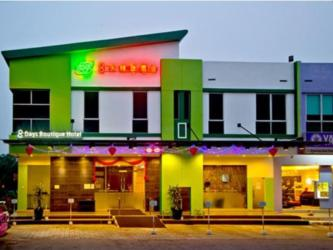 Hotel Murah di Kempas - Eight Days Boutique Hotel @ Impian Emas Skudai