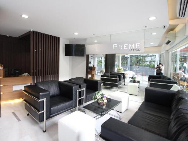 พรีม โฮสเท็ล – Preme Hostel