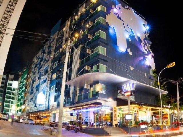 โรงแรมดิ เอม ป่าตอง – The AIM Patong Hotel