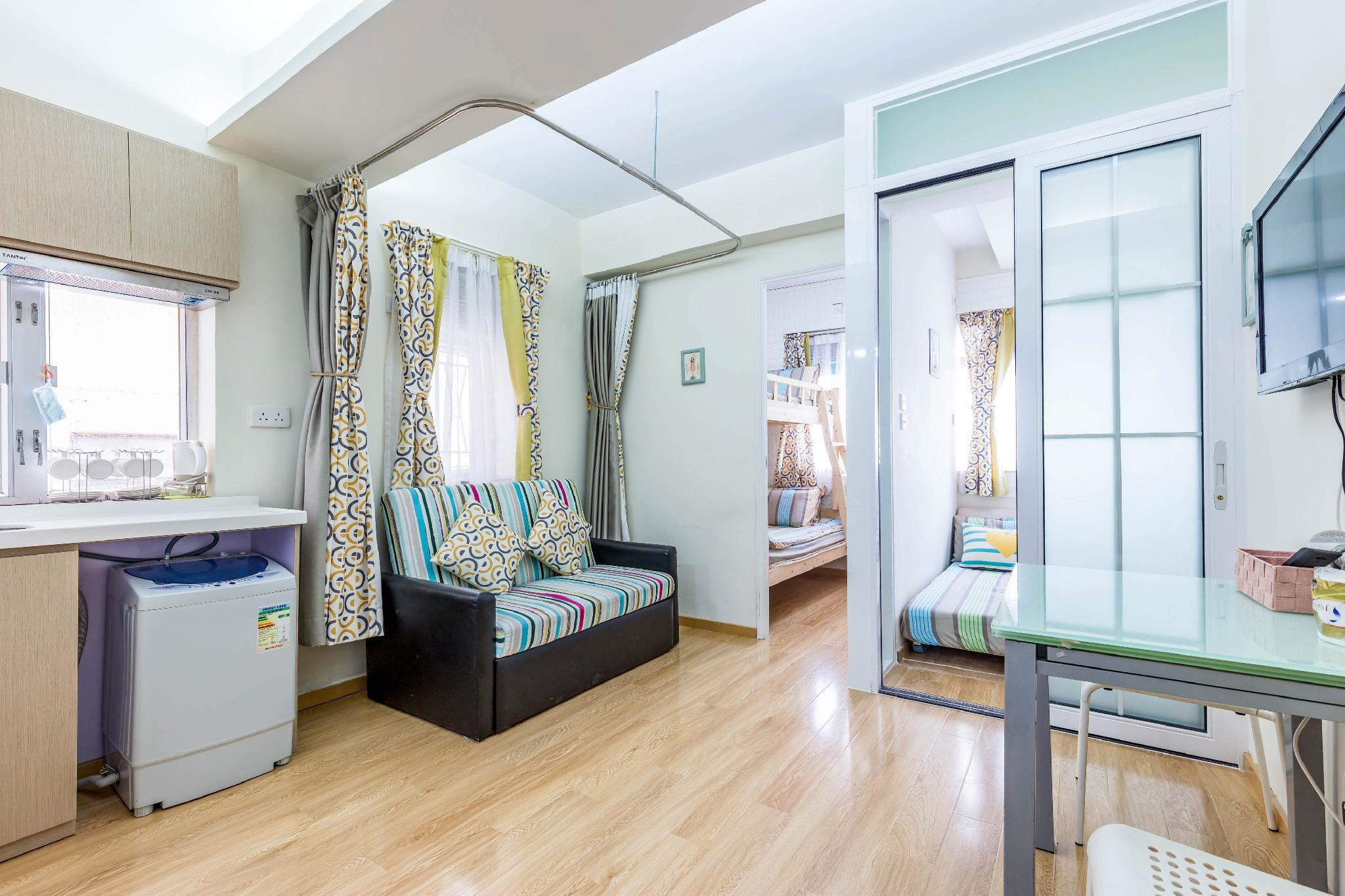 WM 3Bedrooms Apartment Lung Ma Building MK Station