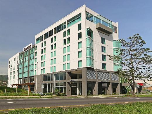 Sheraton San Jose Hotel, Costa Rica