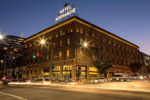Hotel Normandie Los Angeles