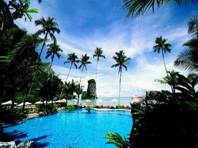 เซ็นทารา แกรนด์ บีช รีสอร์ต แอนด์ วิลลา กระบี่ – Centara Grand Beach Resort & Villas Krabi