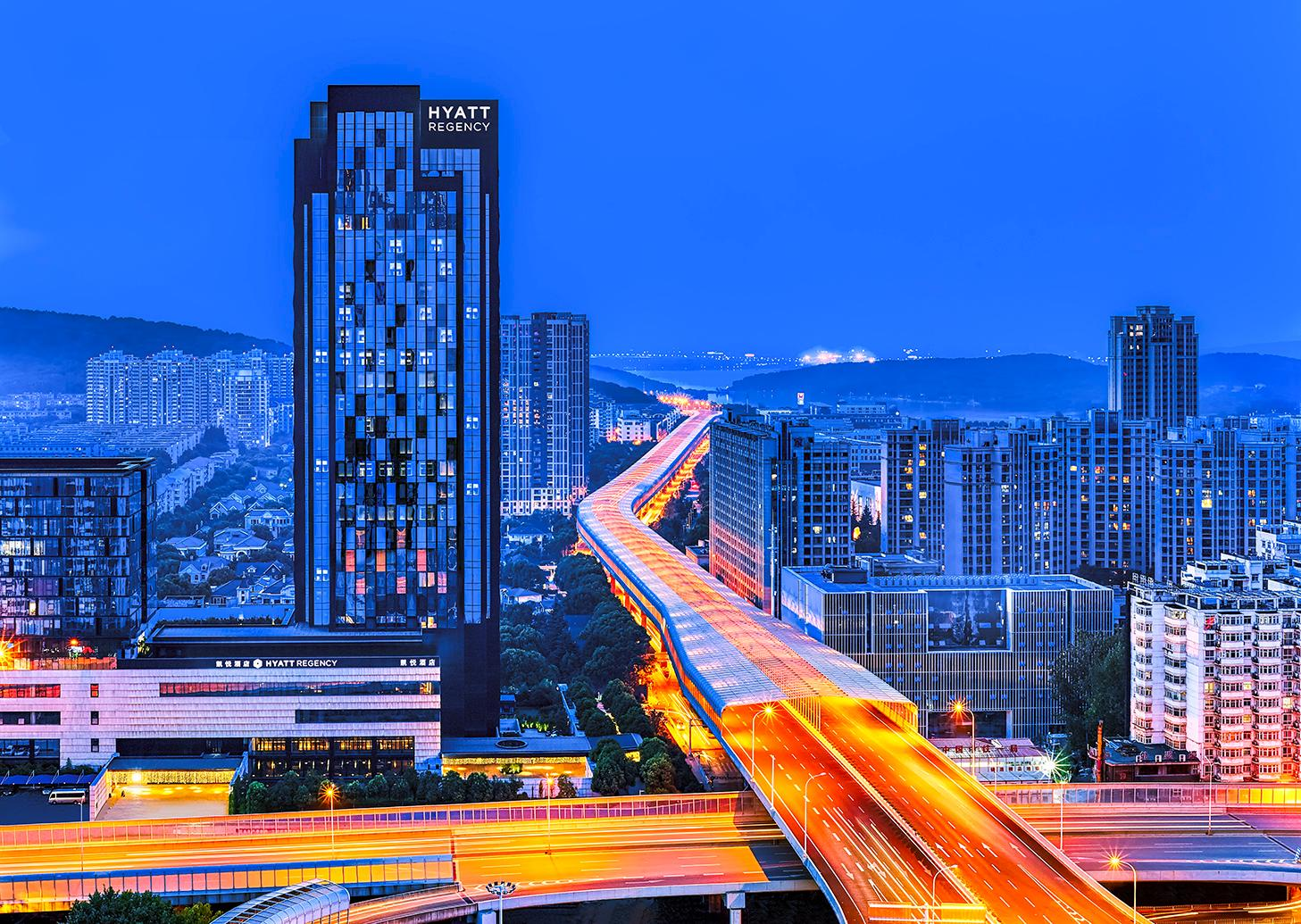 Hyatt Regency Wuhan Optics Valley