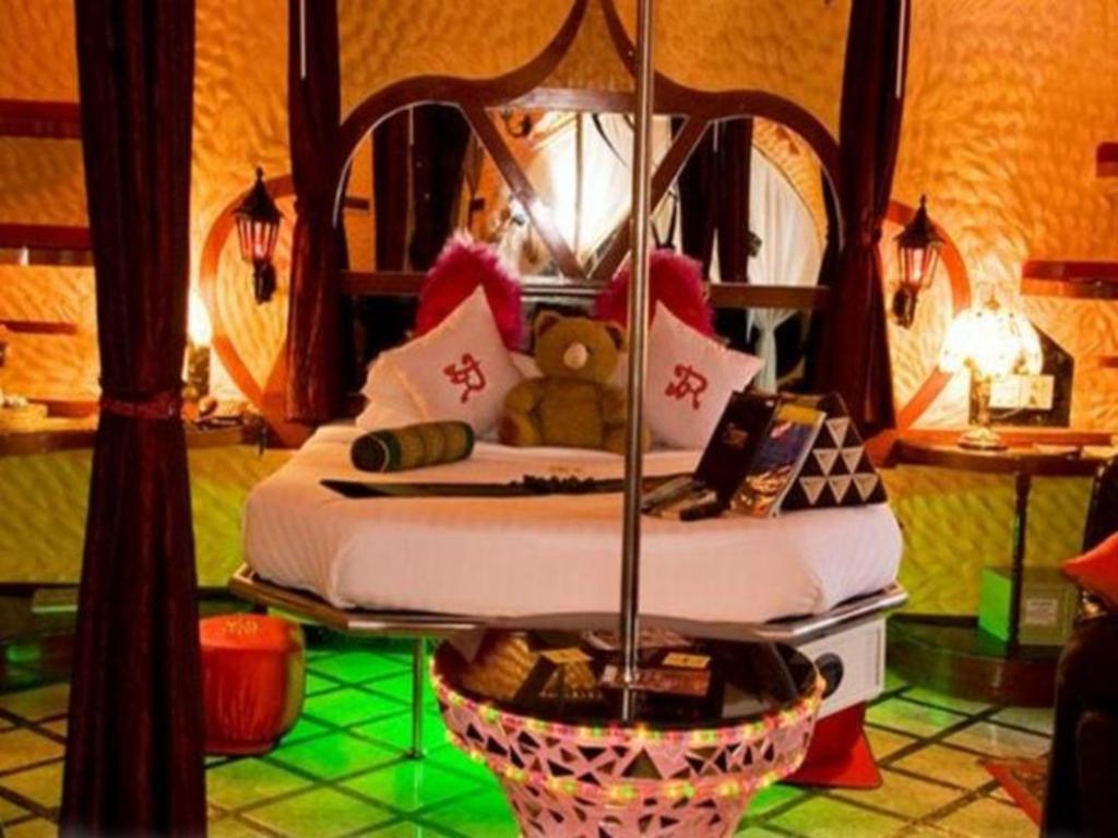 Angelheart Luxury Mini Hotel Penthouse Hotel Properti Pesan Sekarang