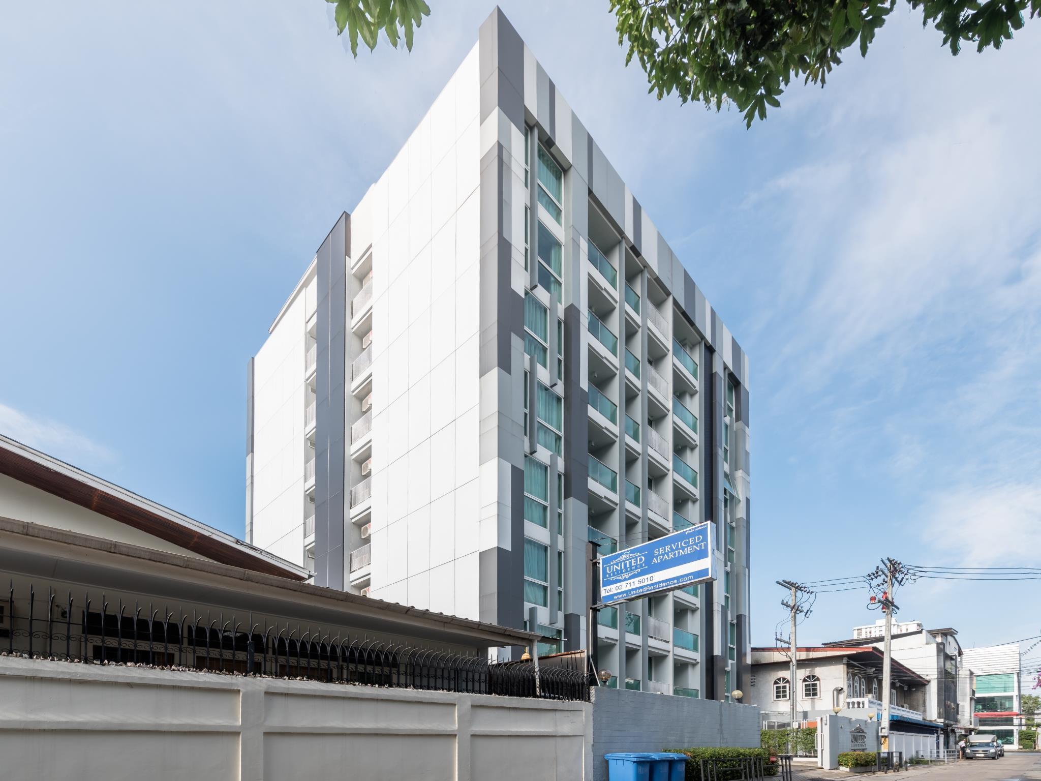 United Residence Ekamai Bangkok