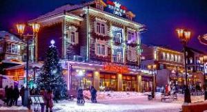 Про Купеческий Дворъ (Hotel Kupechesky Dvor)