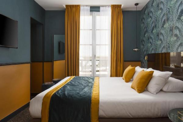 Hotel Le Rocroy Paris