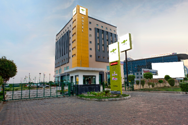 Hotel Caspia Pro Greater Noida New Delhi and NCR