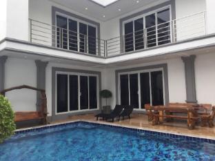 Davinci pool villa pattaya 3 bedroom special - Pattaya
