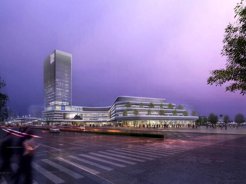 Holiday Inn Express Suzhou Industrial Park