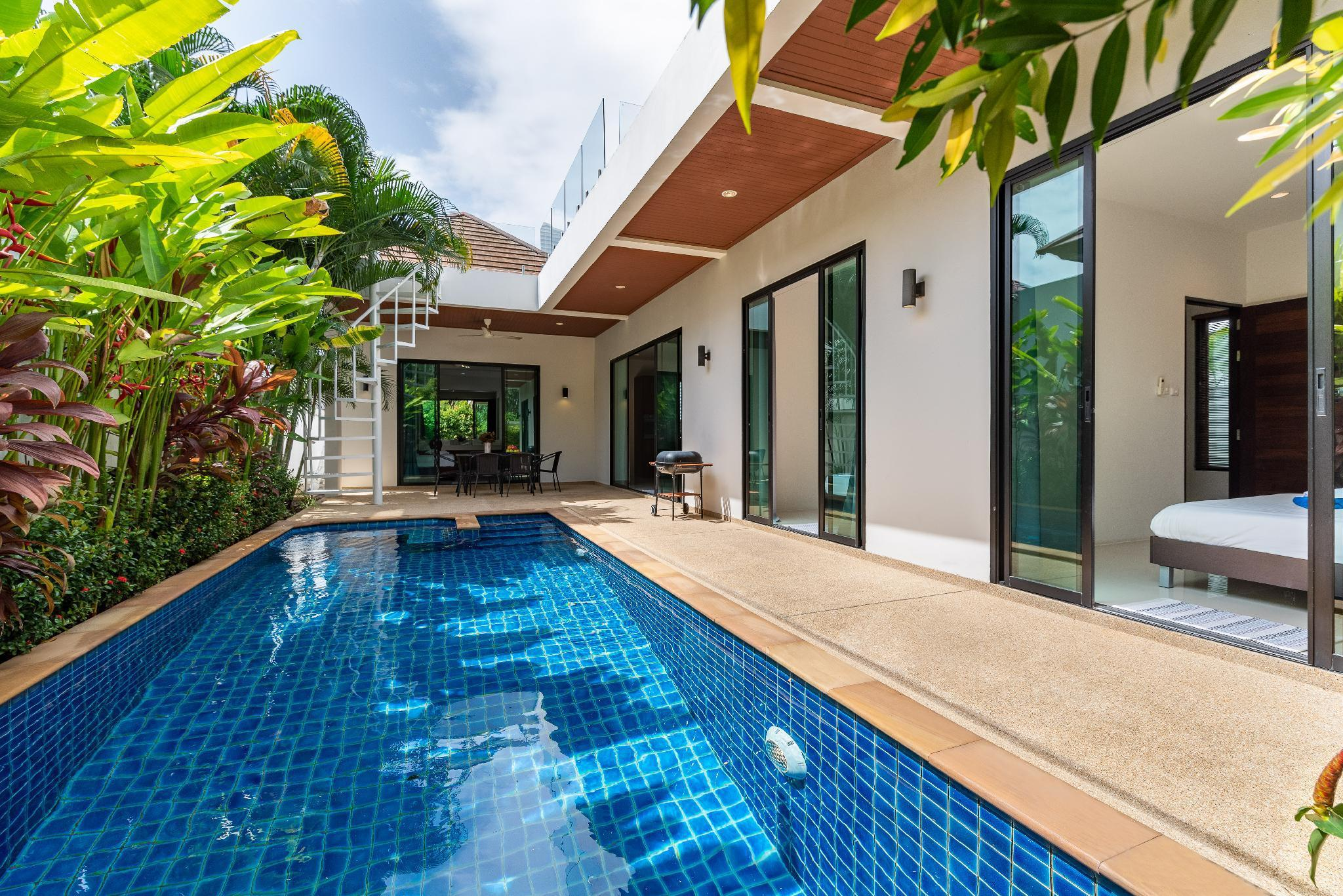 Modern 3br Boutique Pool Villa by Intira Villas Modern 3br Boutique Pool Villa by Intira Villas