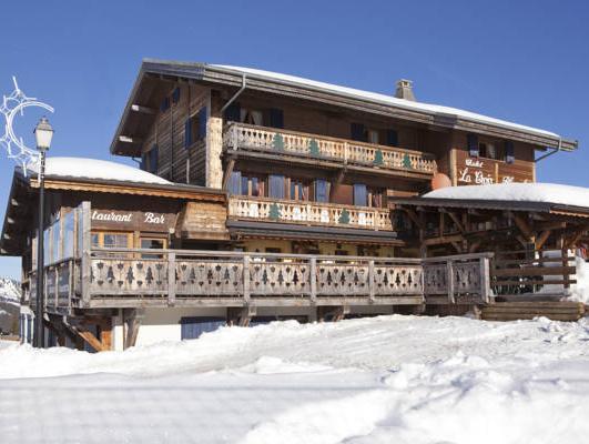 Chalet Hotel La Croix Blanche