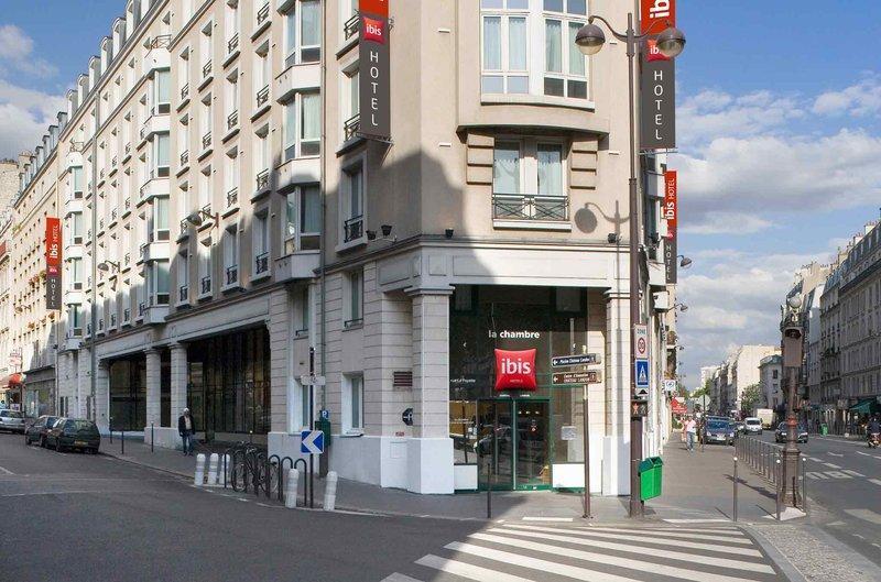 ibis Paris Gare du Nord Chateau-Landon 10eme