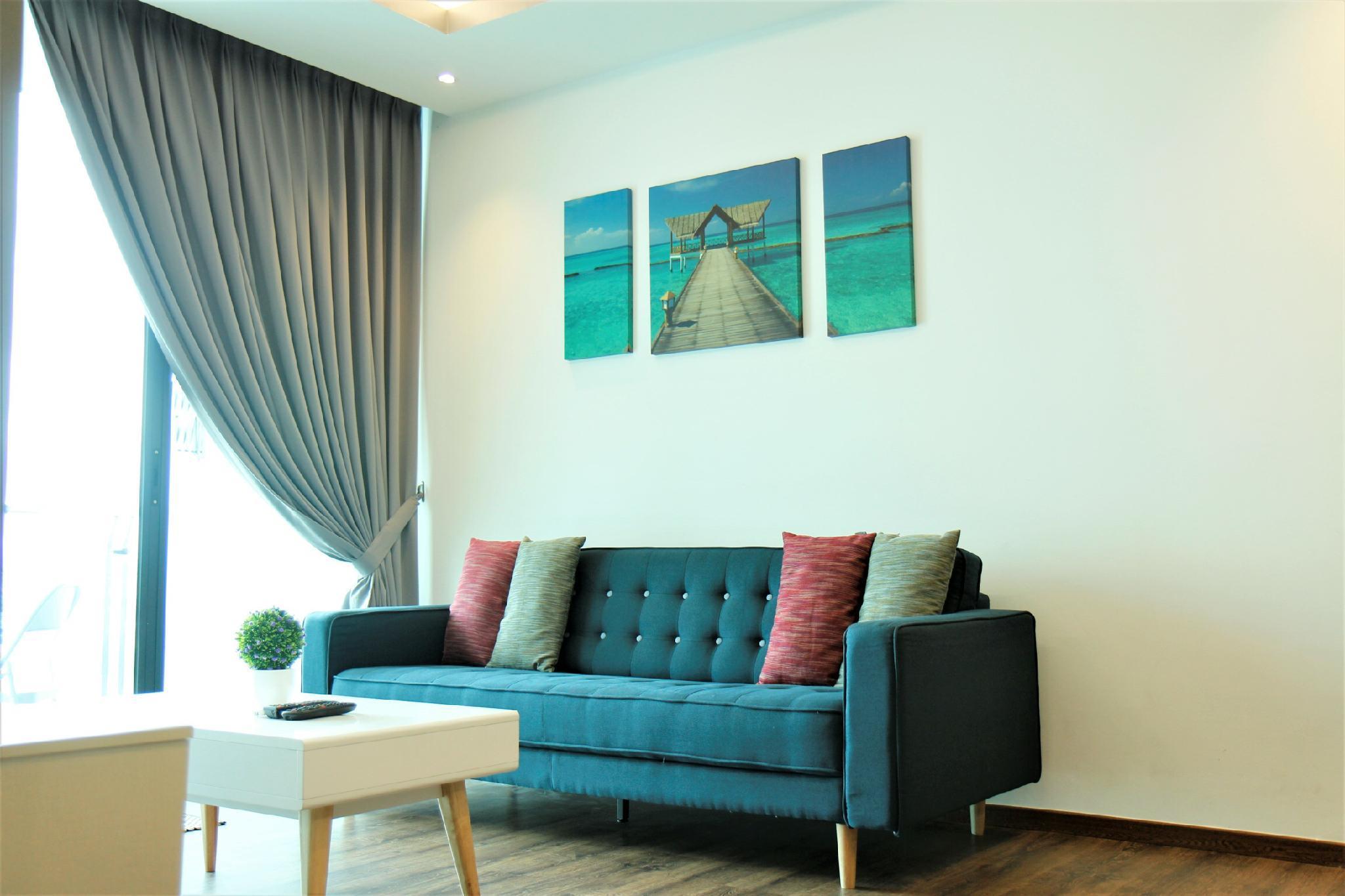 Hornbill Residence @Vivacity Megamall Kuching