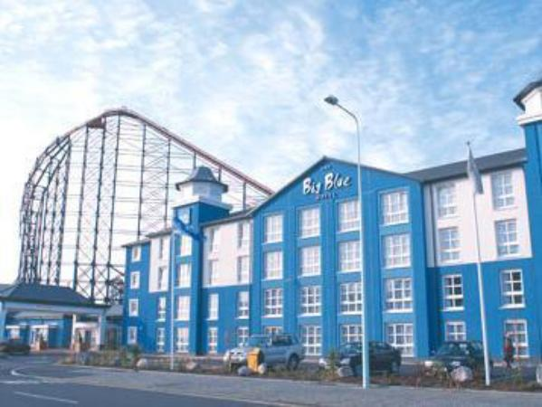 The Big Blue Hotel Blackpool