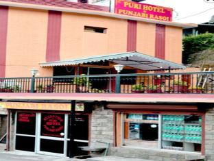 Kasauli Hotel Puri