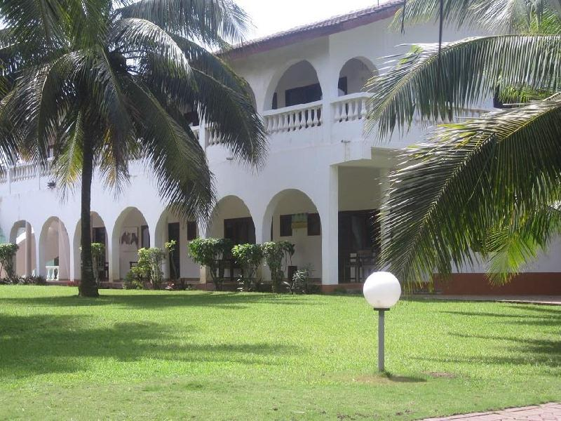 Coconut Grove Beach Resort Hotel Cape Coast