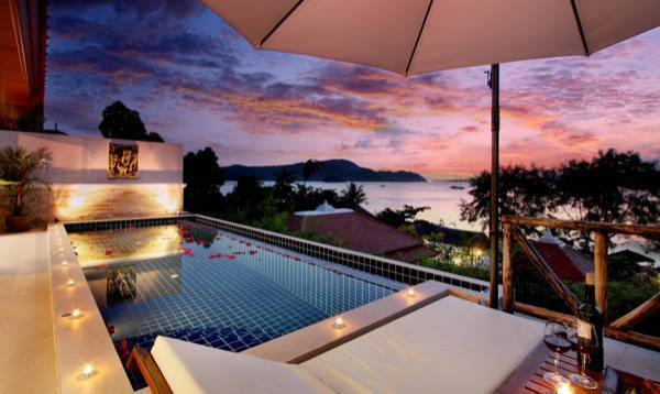 Dream Sea Pool Villa Phuket