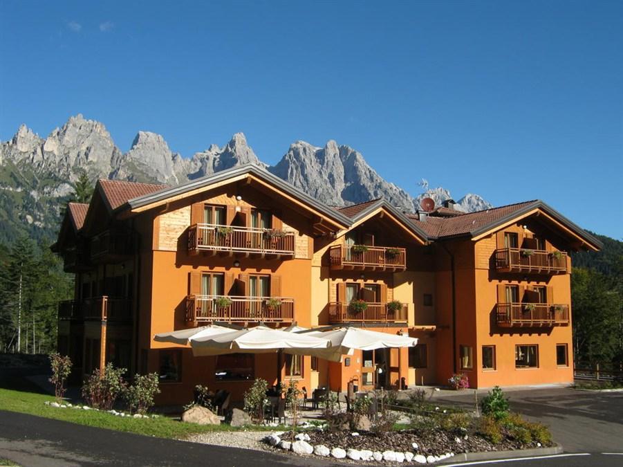 Hotel Chalet Giasenei