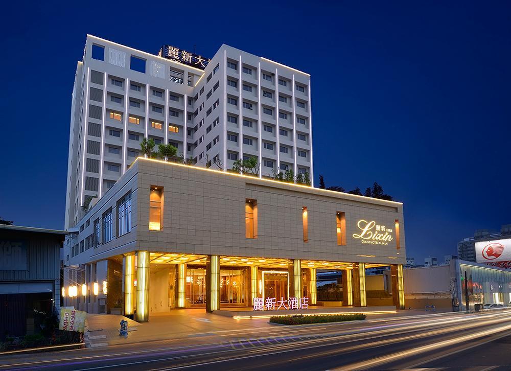 Lixin Grand Hotel Tainan