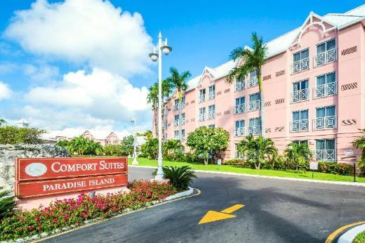 Comfort Suites Paradise Island Nassau