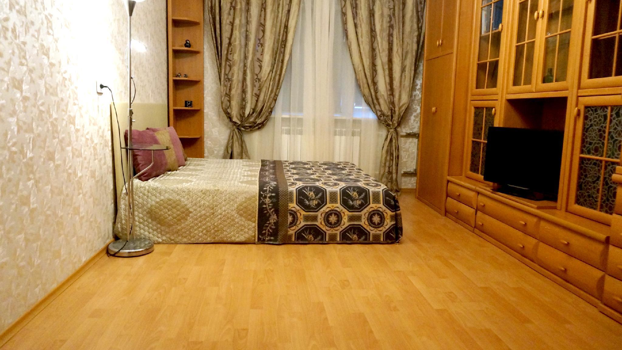 Apartment Near Metro Bolshevikv