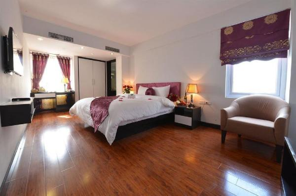 Golden Sun Suites Hotel Hanoi